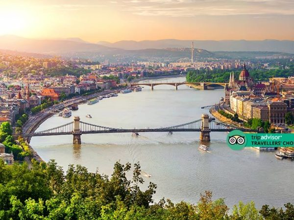 Escape with a two, three or four-night 4* getaway to Budapest - Now with the ability to choose your own flight!