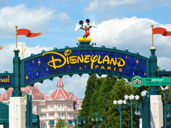 Escape with a two, three or four-night 4* getaway to Disneyland Paris - Now with the ability to choose your flight!