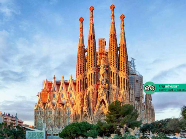 Escape with a two, three or four-night Barcelona getaway - Now with the option to choose your flight!