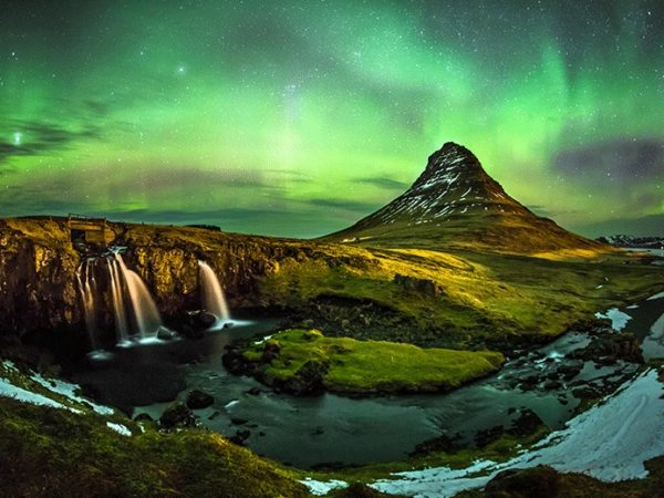 Escape with a two, three or four-night getaway to Iceland - Now with the ability to choose your flight!