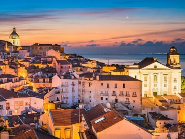Escape with a two, three or four-night getaway to Lisbon - Now with the ability to choose your flight!