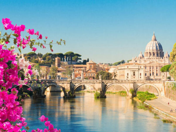 From £139pp (from Crystal Travel) for a four-night 4* Rome and Venice holiday with train transfer and return flights, or from £179pp for six nights - save up to 45%
