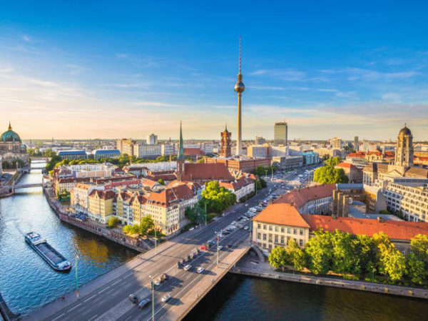 From £269pp (from Crystal Travel) for an eight-night Berlin, Prague, Vienna and Budapest tour with train transfers and return flights - save up to 34%