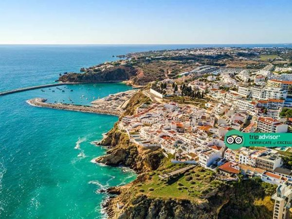 From £69pp (from Travel Center) for a three-night 4* self-catered Albufeira beach break, or from £139pp for a five-night stay - save up to 29%