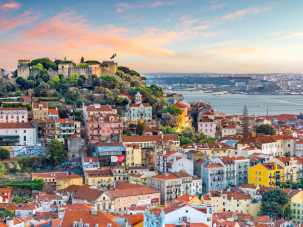 From £89pp (from Bargain Late Holidays) for a two-night 4* Lisbon stay with return flights, from £139pp for three nights, or from £169pp for four nights - save up to 38%