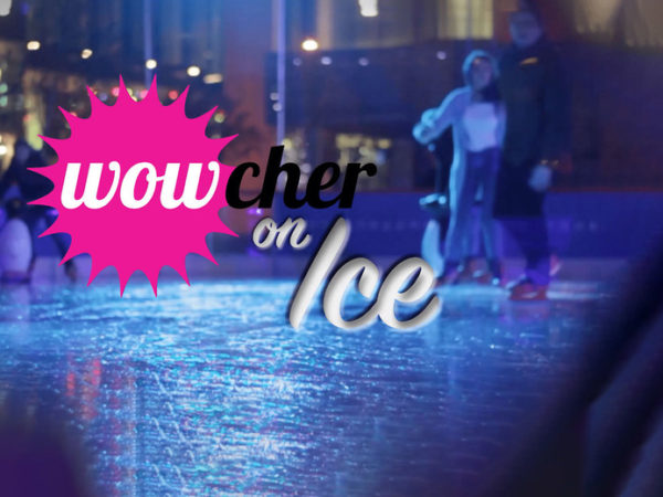 From just £5, you can join us for some festive frolicking with our exclusive 'Wowcher On Ice' event at the fabulous Manchester Ice Rink in MediaCityUK!