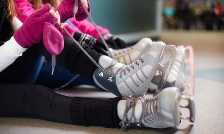Ice Skating Tickets for Up to Four at Crawley Icerink (Up to 51% Off)