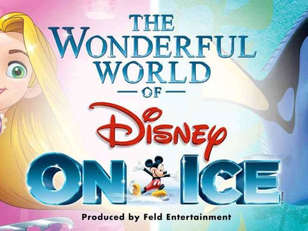 The Wonderful World of Disney on Ice at the SSE Arena