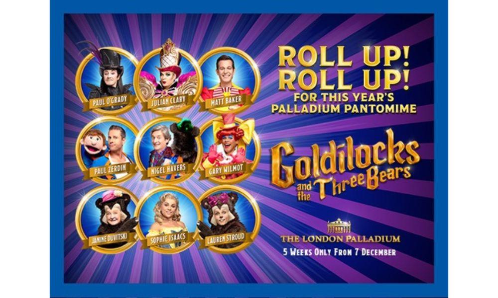 goldilocks-and-the-three-bears-at-the-london-palladium