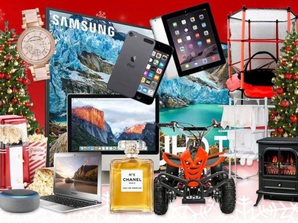 £10 (from Direct2Publik) for a mystery home and electronics deal - 6ft Christmas trees, Apple iMac, Samsung TV and more!