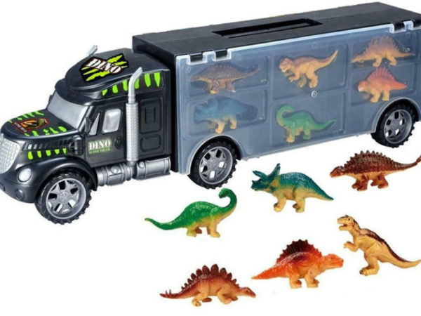 £10.99 instead of £36 (from Who Got The Plan) for a dinosaur truck carry case - save 73%