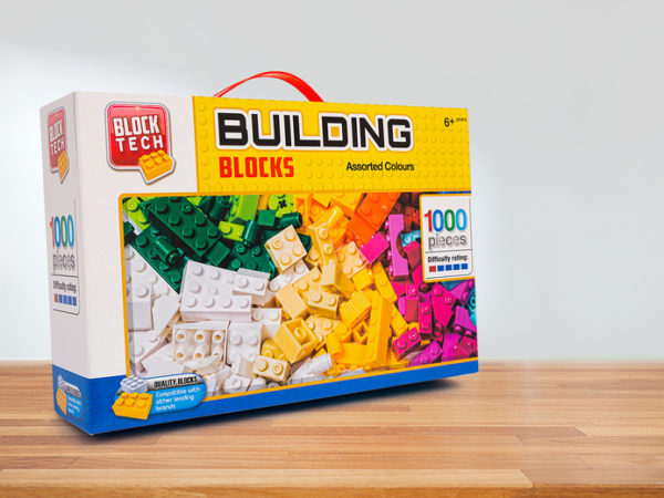 £11.99 (from Vivo Mounts) for a 1000pc building block set!