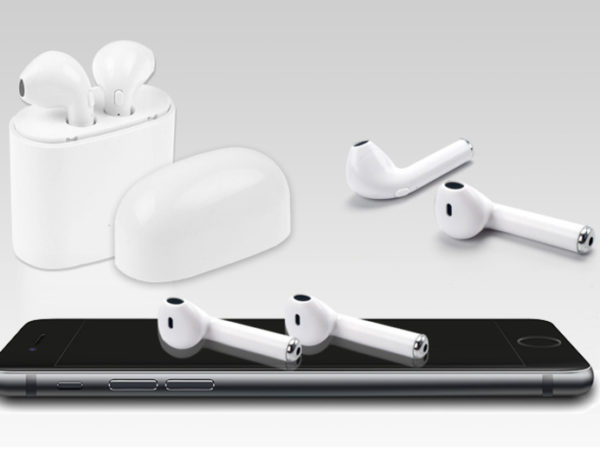£13.99 instead of £89.90 (from Maxwe) for a pair of Apple-compatible wireless earbuds - save 84%