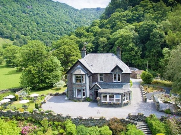 £179 -- 2-night gourmet Lake District escape, save 60%