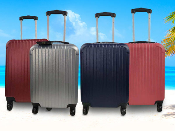 £19.99 instead of £139.99 (from MC California USA) for a Horro cabin luggage bag - save 87%