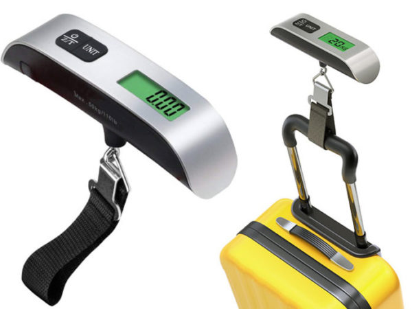 £4.99 instead of £29.99 (from MagicTrend) for digital luggage scales - save 83%