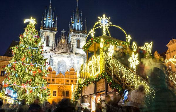 2-3 Night Christmas Market Break With 4* Hotel, Breakfast & Flights