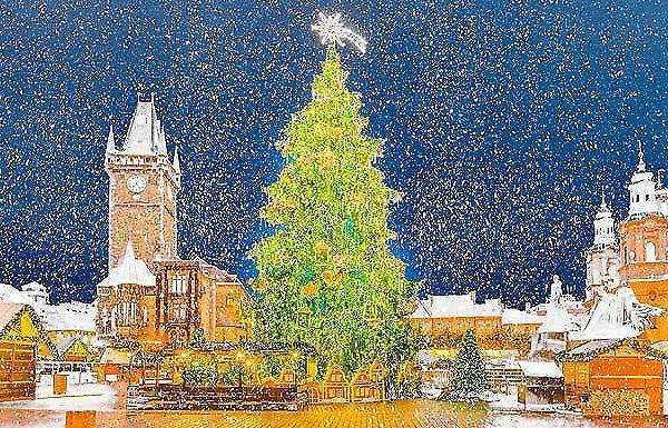 3-4 Night Christmas Market Break with 4* Hotel, Breakfast & Flights
