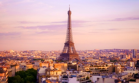 4* European Mystery Break: 1-3 Nights with Hotel Accommodation and Breakfast for Two in a Choice of Over 40 Cities