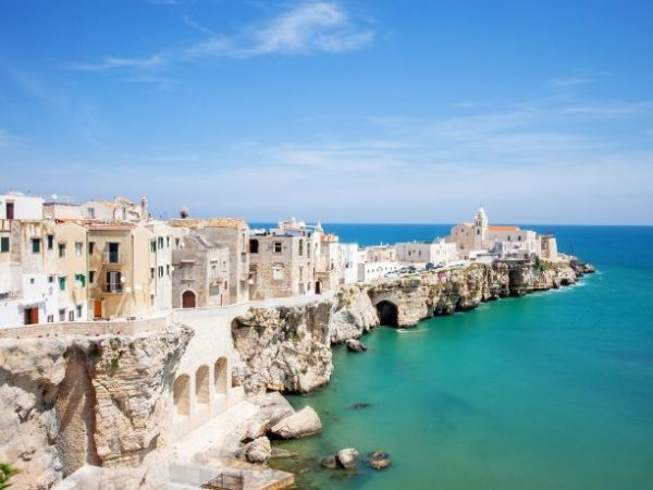 An authentic taste of Italy in Puglia, Puglia, Italy