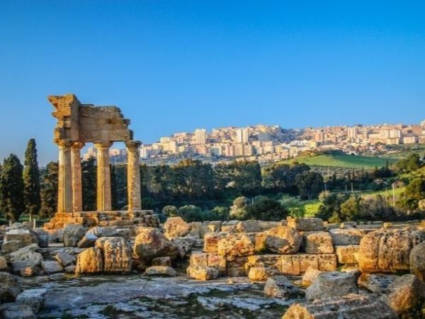 Culture & history in sun-soaked Sicily, Agrigento, Sicily, Italy
