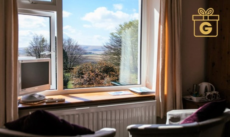 Dartmoor, Devon: 1 or 2 Nights for Two with Breakfast, Glass of Wine on Arrival and Optional Dinner at The Cherrybrook