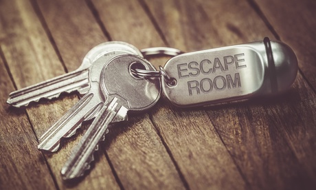 Escape Room Game for Up to Four or Six at Enigma Escape Room (Up to 36% Off)