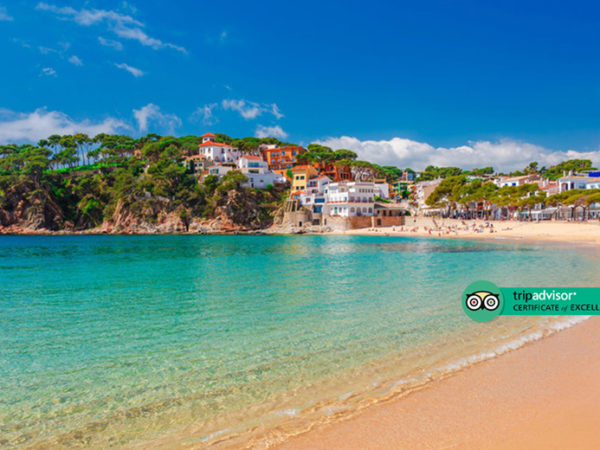 Escape with a four, five or seven-night getaway to Costa Brava - now with the ability to choose your flights!