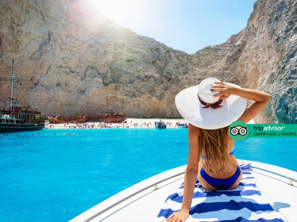 Escape with a three, four, five or seven-night getaway to Zante - Now with the ability to choose your flight!
