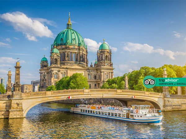 Escape with a two, three or four-night 4* getaway to Berlin - Now with the ability to choose your flight!