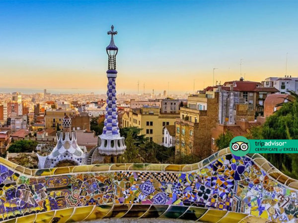 Escape with a two, three or four-night escape to Barcelona - Now with the ability to choose your flight!
