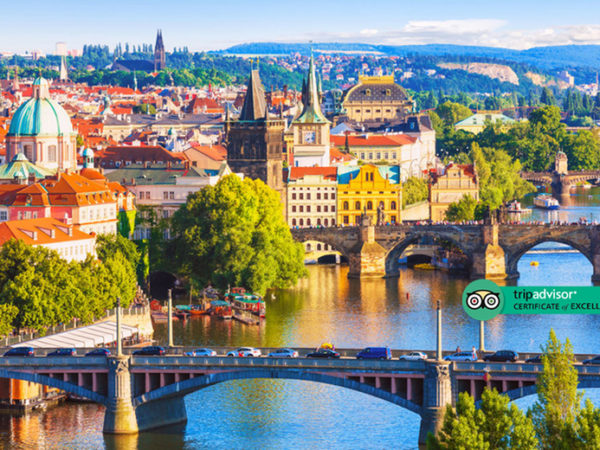 Escape with a two, three or four-night getaway to Prague - Now with the ability to choose your flight!