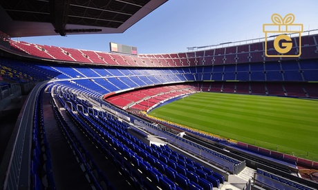 FC Barcelona Football Games: Up to 4-Night Hotel Stay With a Match Ticket*