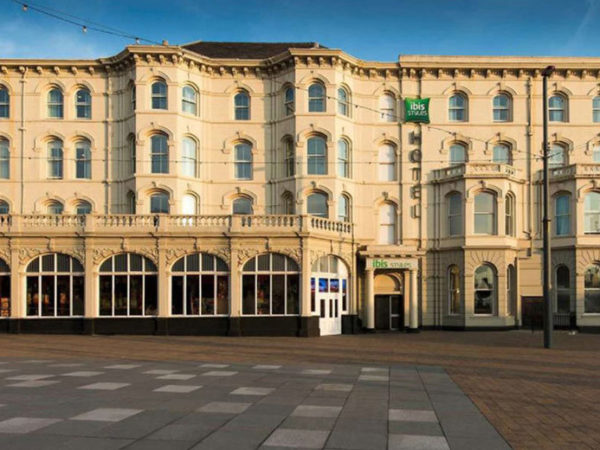 From £69 (at the Ibis Styles Blackpool) for a two-night Blackpool stay for two people with breakfast, glass of Prosecco and late check out - save up to 34%