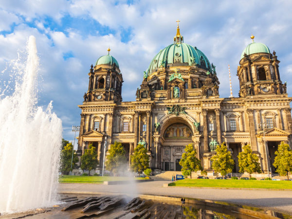 From £89pp (from Weekender Breaks) for a two-night 4* Berlin city break with flights, from £119pp for three nights, or from £139pp for four nights - save up to 38%