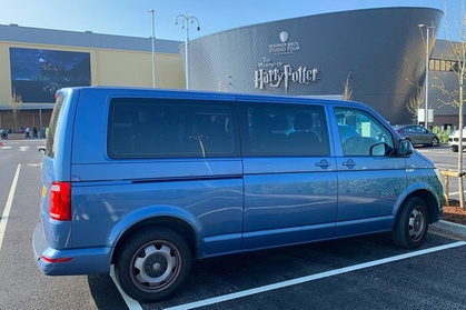 Harry Potter Warner Bros. Studios Private Round Trip Transportation Service
