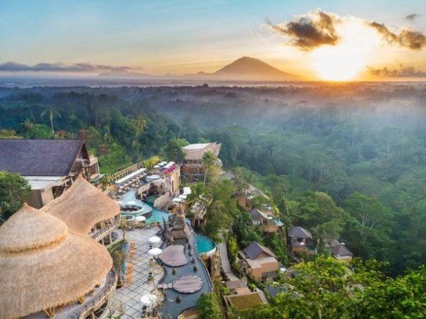 Paradise luxury in beautiful Bali, Ubud, Pemuteran and Sanur in Bali, Indonesia