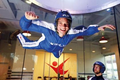 iFLY Basingstoke Indoor Skydiving Experience