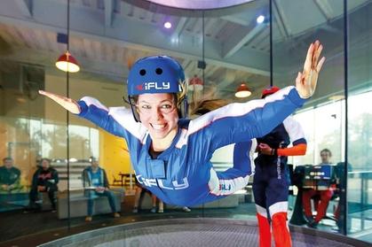 iFLY Milton Keynes Indoor Skydiving Experience