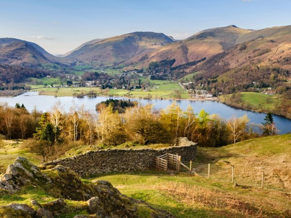 £129 & up -- 2-night Lake District stay with cream tea