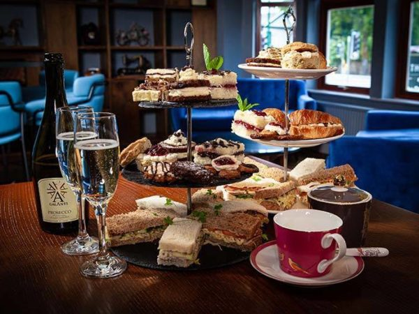 £14.95 for afternoon tea for two people, or £19.95 to include a glass of Prosecco each at 4* Best Western Plus Nottingham Westminster Hotel