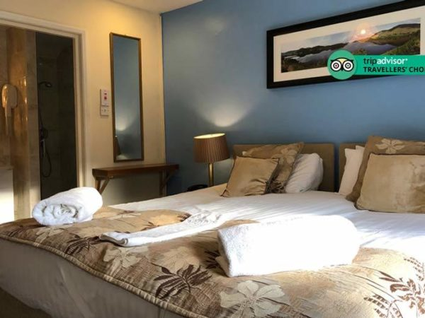 £59 (from The Royal At Dockray) for an overnight Lake District stay for two people with breakfast, or £99 for two nights - save up to 45%