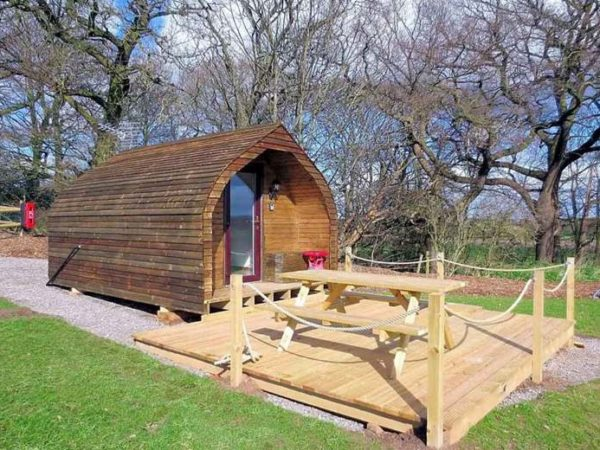 £79 instead of £140 for a two-night glamping stay for two people at Welltrough Glamping, Lower Withington - save 43%