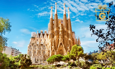 ✈ Barcelona: 2-5 Nights at Hotel Barcelona House with Flights*