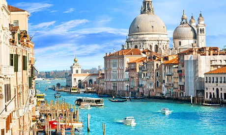 ✈ Venice: 2-4 Nights at a Choice of Hotels with Return Flights*