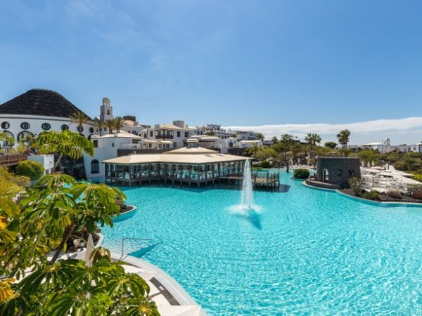 5* Lanzarote escape to chic digs near the coast, Hotel THe Volcán Lanzarote, Spain - save 28%