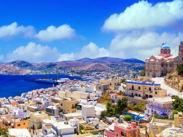 Athens & unknown Cyclades Island Hopping, Athens, Tinos, Syros & Serifos, Greece