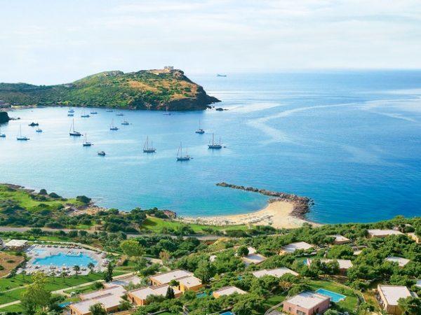 Cape Sounio Grecotel Exclusive Resort, Athens Riviera, Greece - save 60%