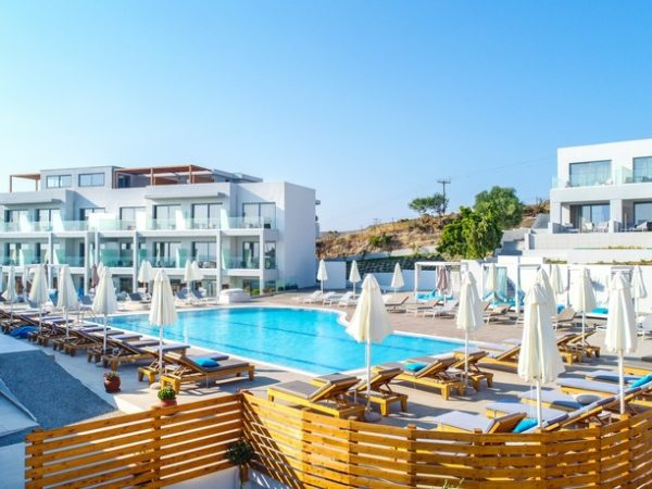 Chic all-inclusive Kos summer holiday with optional swim-up room, Harmony Crest Resort & Spa, Greece - save 15%
