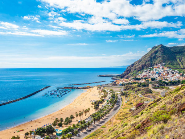 Escape with a three, four, five or seven-night getaway to Tenerife, Canary Islands - Now with the ability to choose your flights!